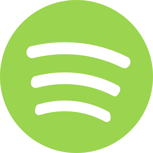 Spotify Logo - Logo, music player, Spotify, Brand, Streaming, Squares icon