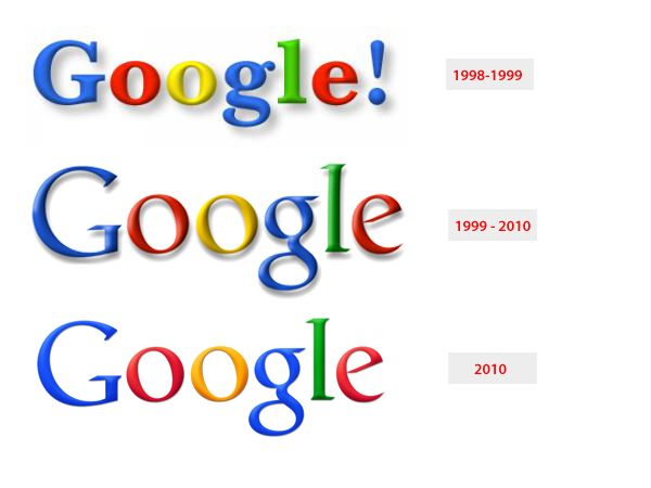 Google Logo - Who Designed the Google Logo? | Brandingmag