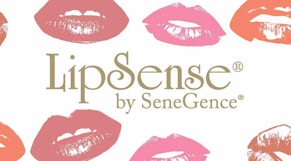LipSense Logo - I will have tons of LIpSense products to show you on Sunday, June ...