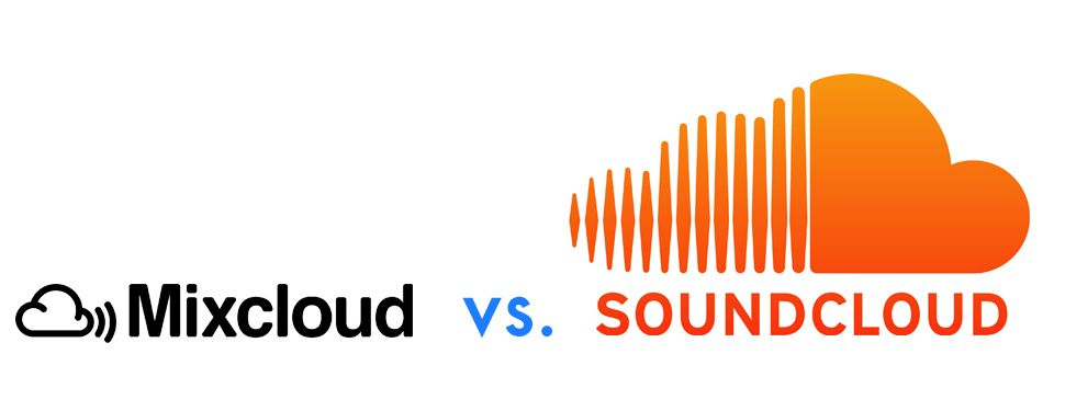 SoundCloud Logo - Soundcloud or Mixcloud - Which is the best site to upload a DJ mix?