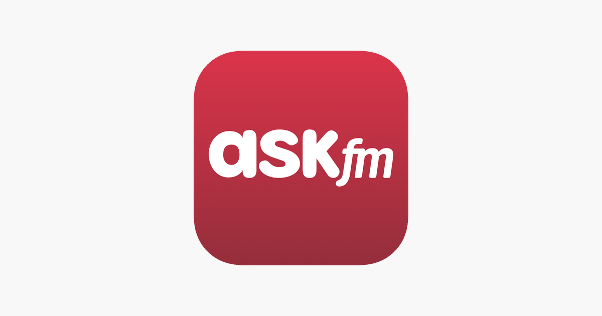 Ask.fm Logo - ASKfm: Ask Anonymous Questions on the App Store