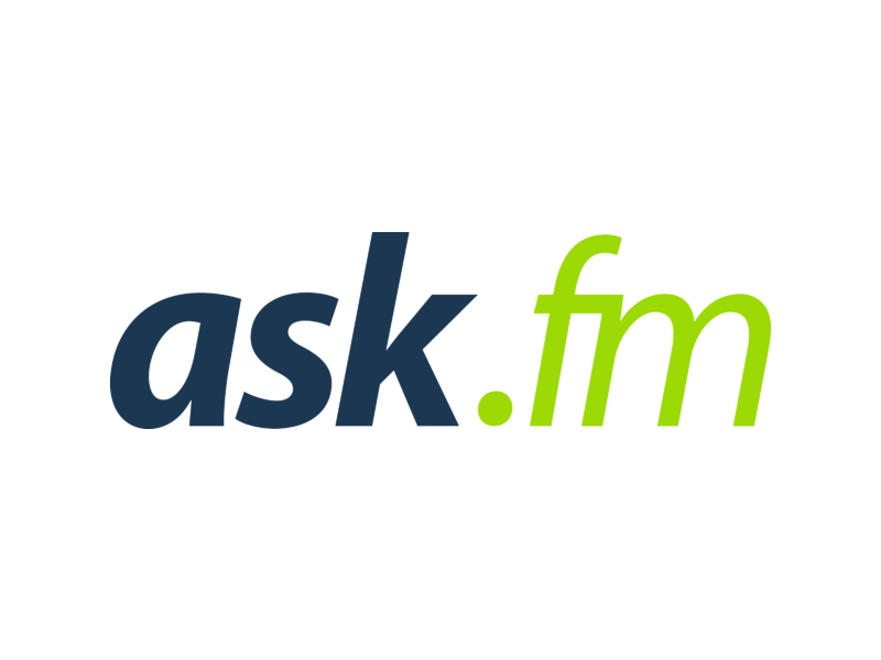 Ask.fm Logo - Ask.fm Logo SVG Vector & PNG Transparent - Vector Logo Supply