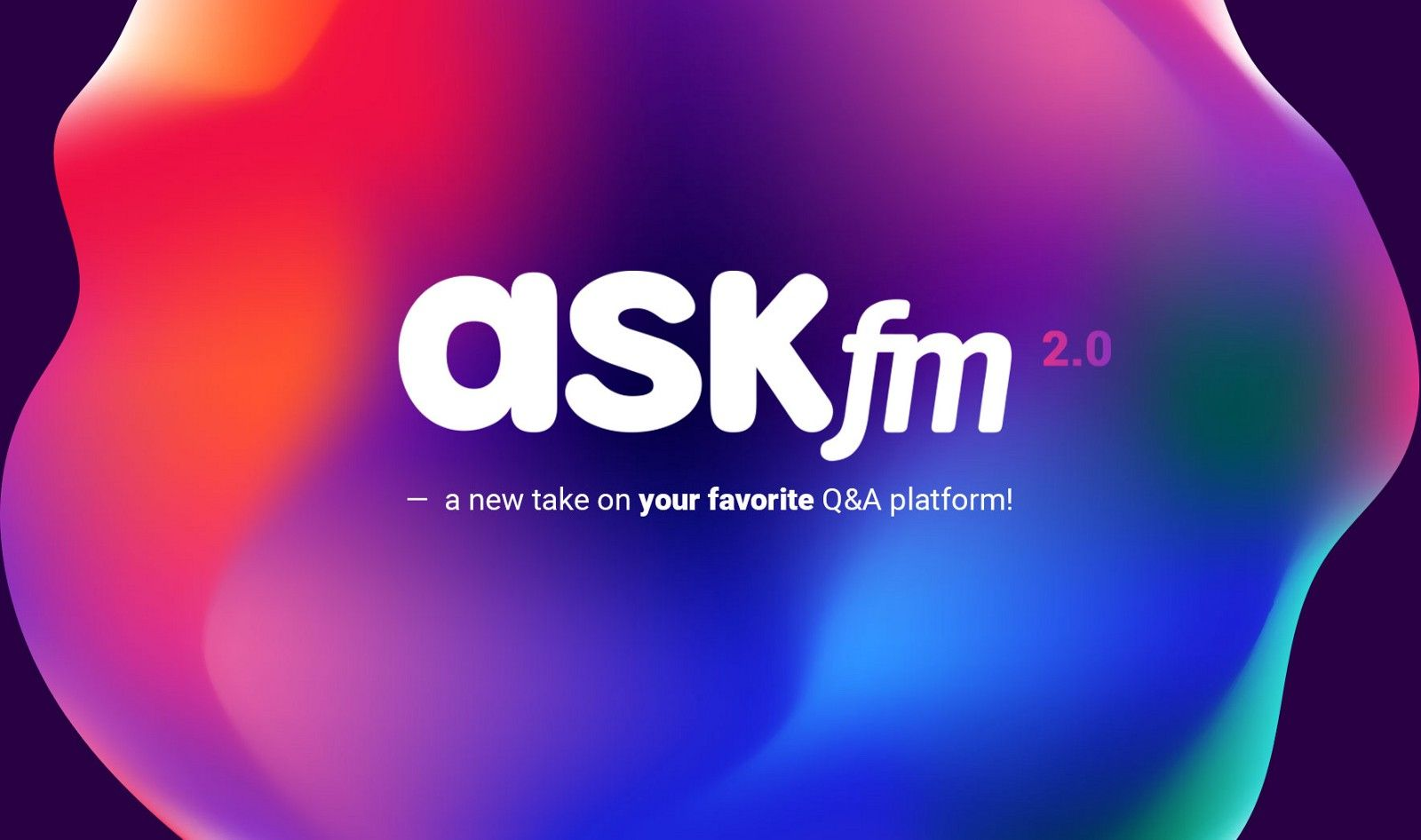 Ask.fm Logo - A New Take On Your Favorite Platform – ASKfm – Medium