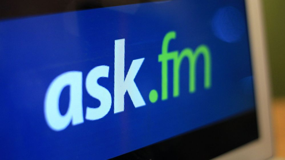 Ask.fm Logo - Ask.fm owners 'considered shutting down' social network - BBC Newsbeat