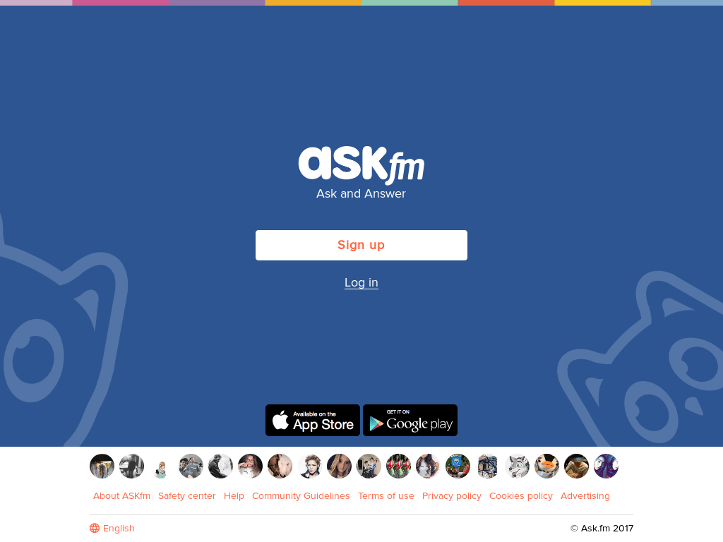 Ask.fm Logo - Askfm Competitors, Revenue and Employees - Owler Company Profile