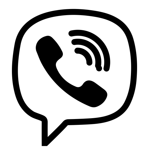Viber Logo - Free Viber Icon Png 354180 | Download Viber Icon Png - 354180