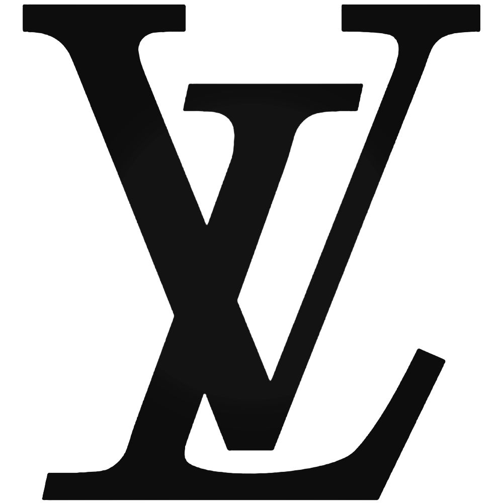 Louis Vuitton Logo - Louis Vuitton Company Logo Decal Sticker