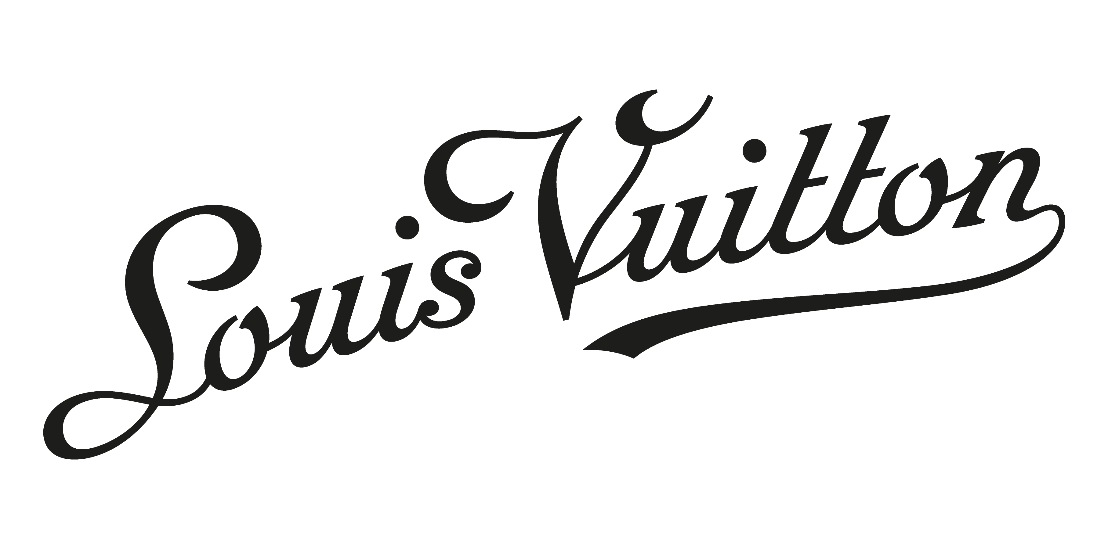Louis Vuitton Logo - Louis Vuitton Script – ZeCraft