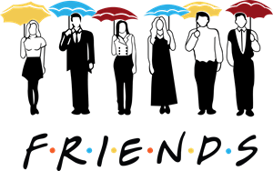 Friends Logo - Friends Logo Vectors Free Download