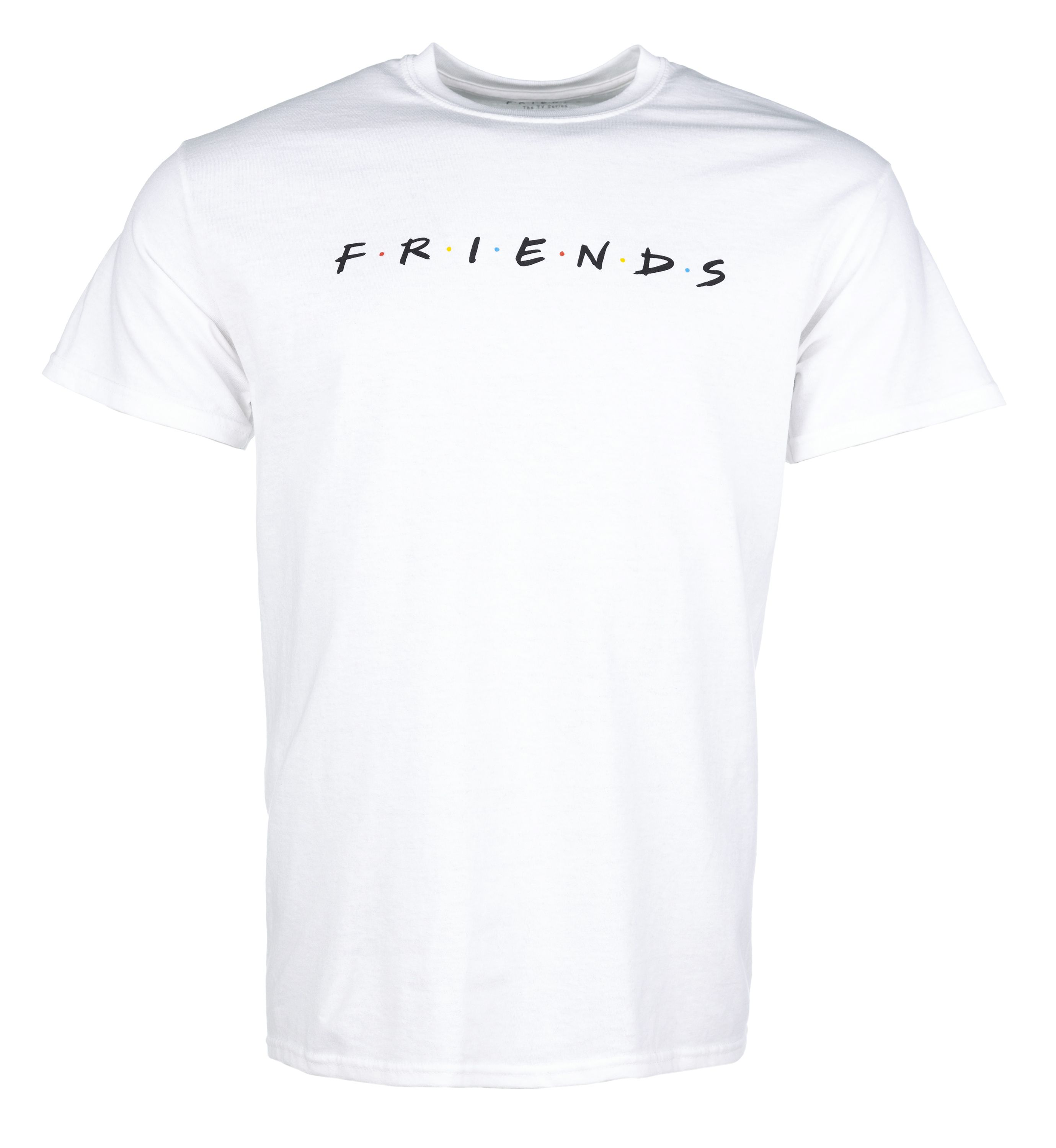 Friends Logo - Men's Friends Logo T-Shirt