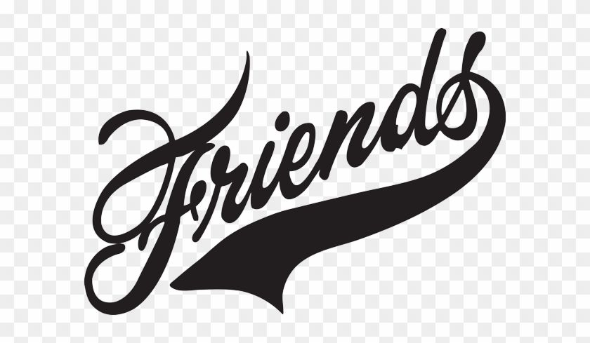 Friends Logo - Friends logo png - avecbistrot.com