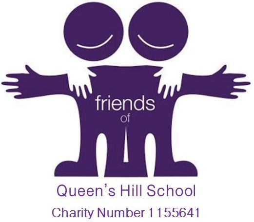 Friends Logo - Queens Hill Primary School: Friends of Queen's Hill School