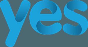 Yes Logo - LogoDix
