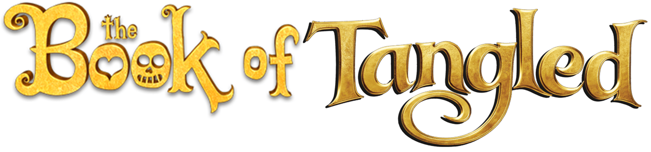 Tangled Logo - The Book of Tangled Logo by Frie-Ice on DeviantArt