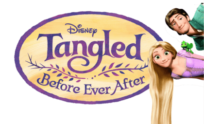 Tangled Logo - File:Tangled - Before Ever After logo.png