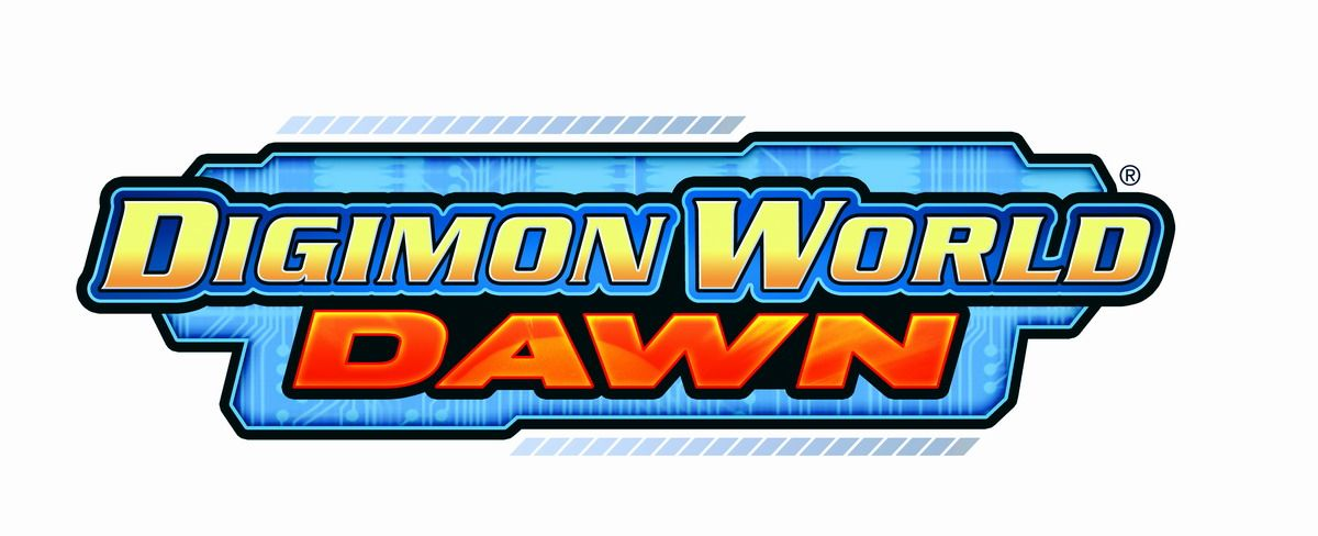 Digimon Logo - WtW Exclusive- Digimon World Data Squad, Dusk, and Dawn Logos and ...