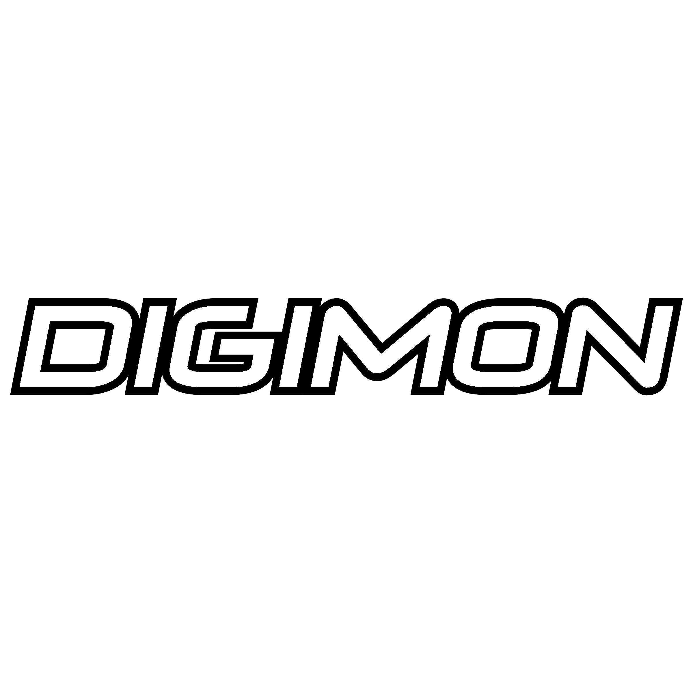 Digimon Logo - Digimon Logo PNG Transparent & SVG Vector - Freebie Supply