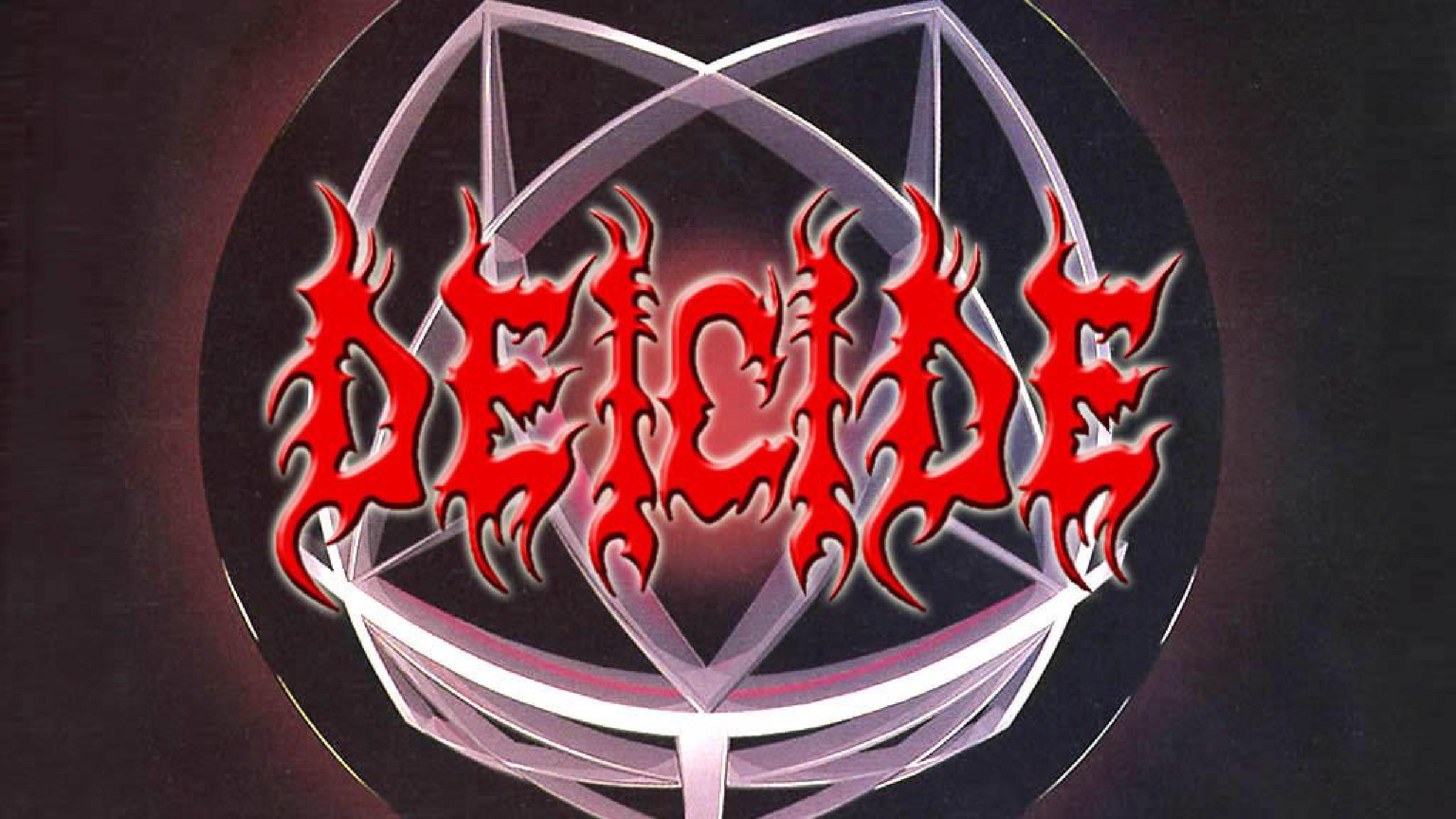 Deicide Tour 2020 Deicide Logo   LogoDix