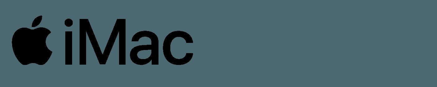 iMac Logo - LogoDix