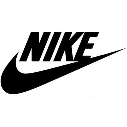 Nike Logo - Nike Logo Decal Sticker - NIKE-LOGO | Thriftysigns