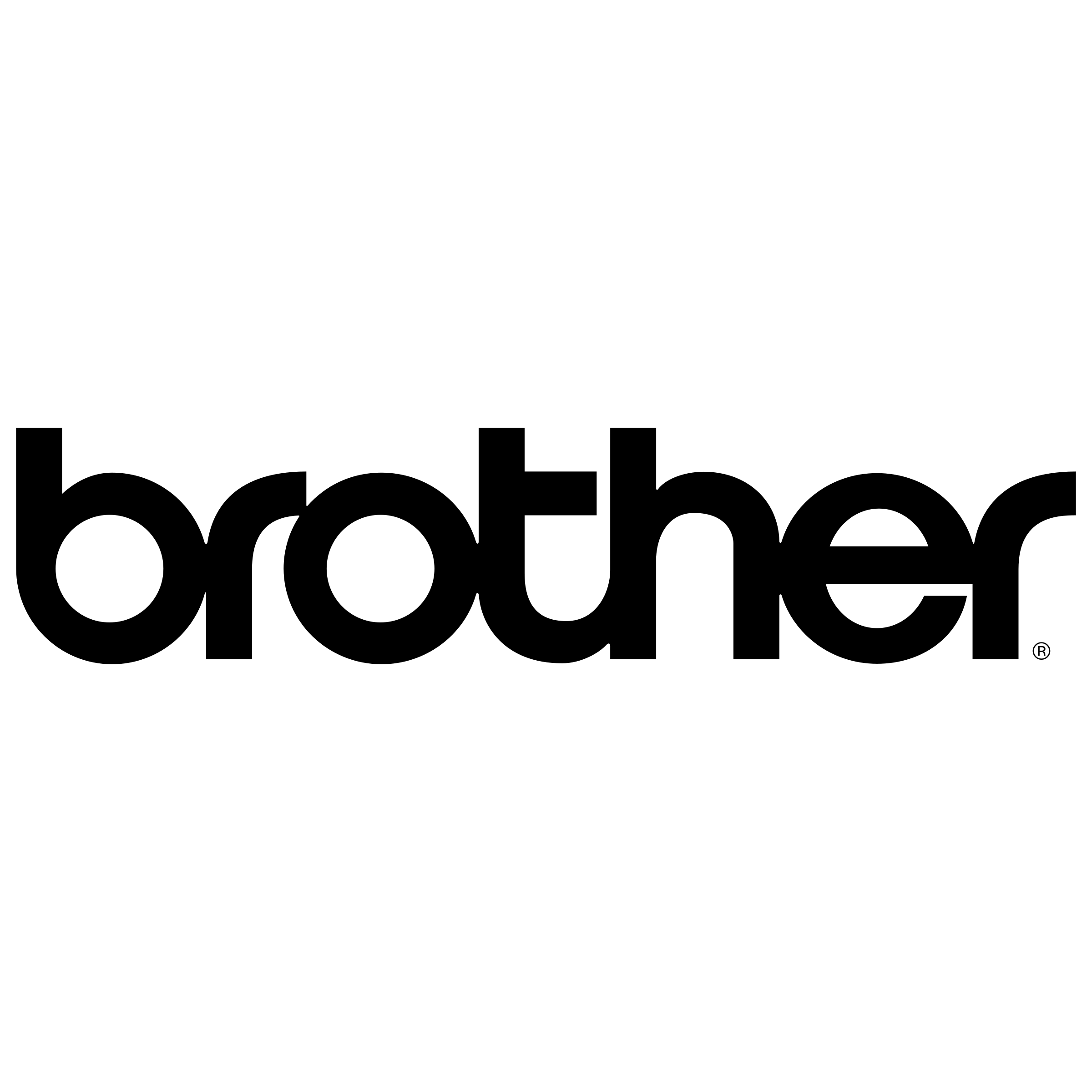 Brother Logo - Brother Logo PNG Transparent & SVG Vector - Freebie Supply