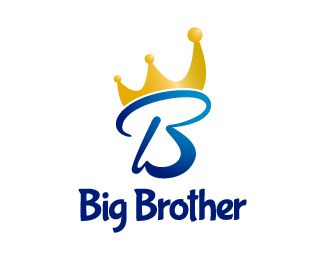 Brother Logo - Big Brother Designed by khushigraphics | BrandCrowd