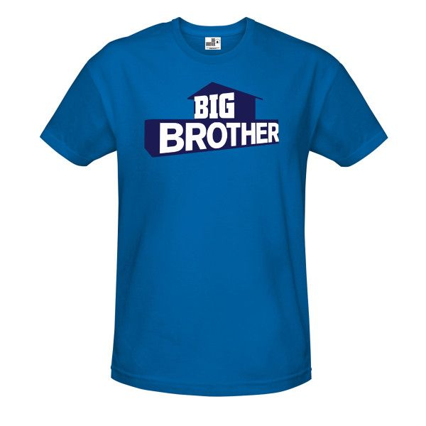 Brother Logo - Big Brother Logo T-Shirt | Shop the CBS Official Store