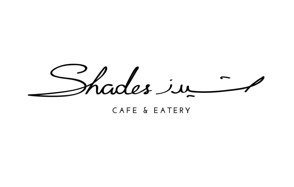 Shades Cafe logo