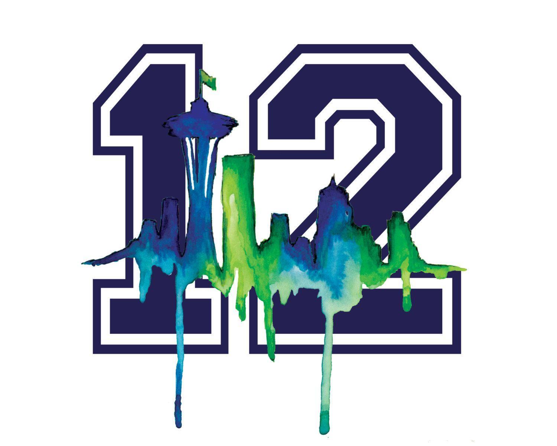 12 Man Logo Logodix