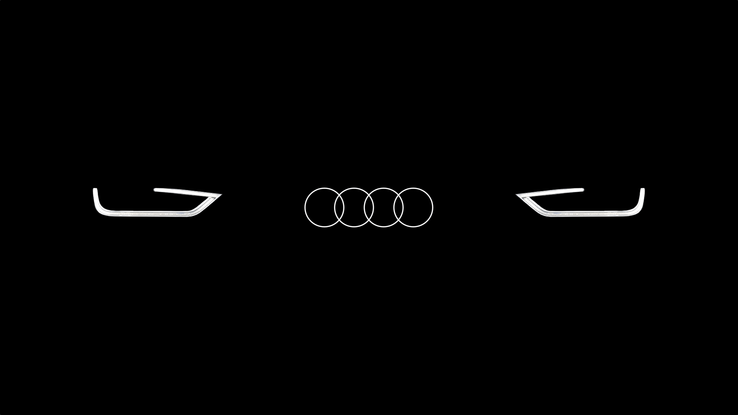 Audi Logo - Audi Car Logo Wallpaper –