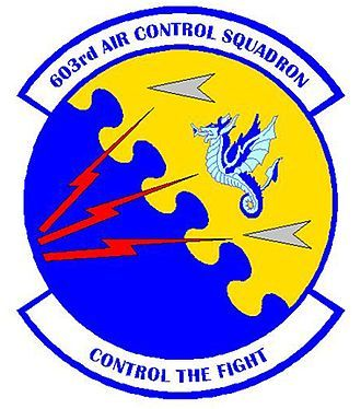 603rd Logo - 603rd Air Control Squadron - Wikiwand