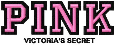Victoria Secret Pink Logo - Image - Victoria secret pink logo machine embroidery design.jpg ...