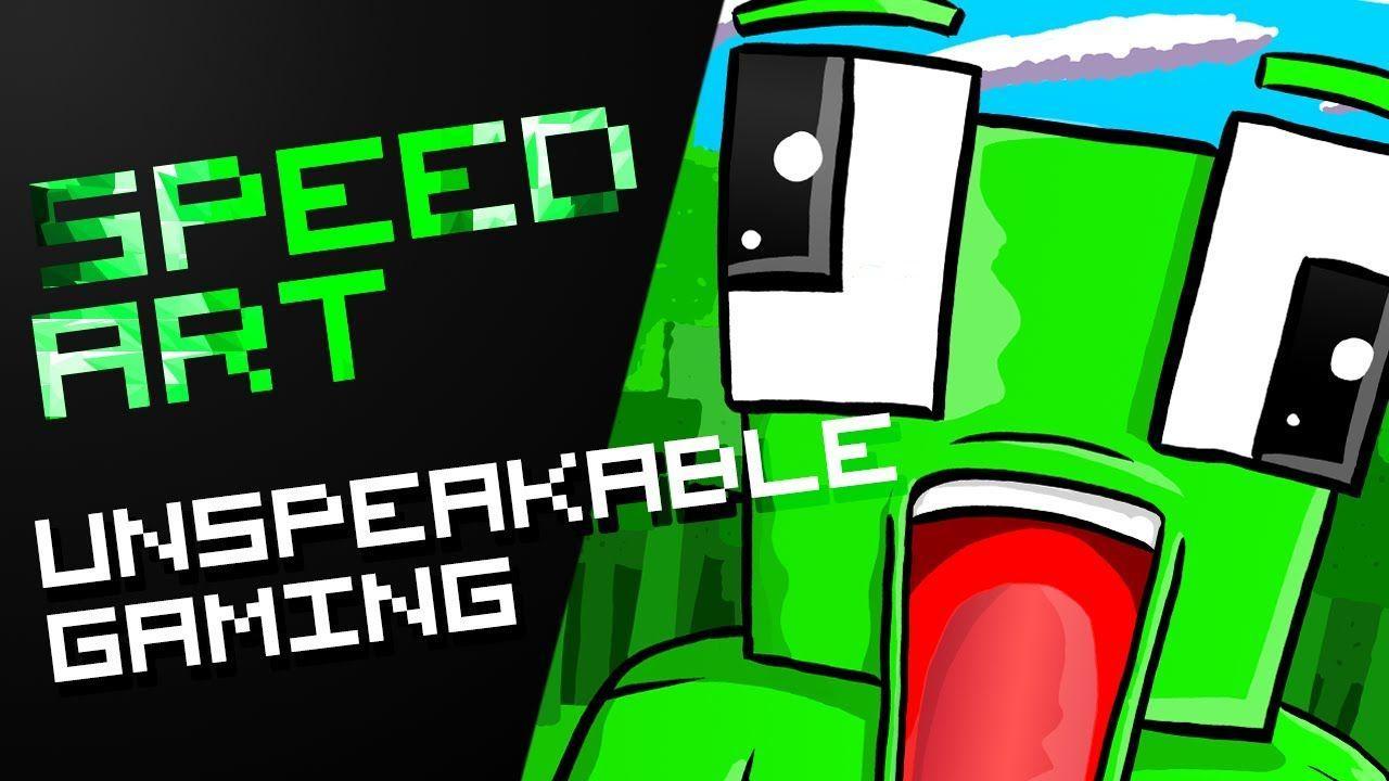 UnspeakableGaming Logo - LogoDix