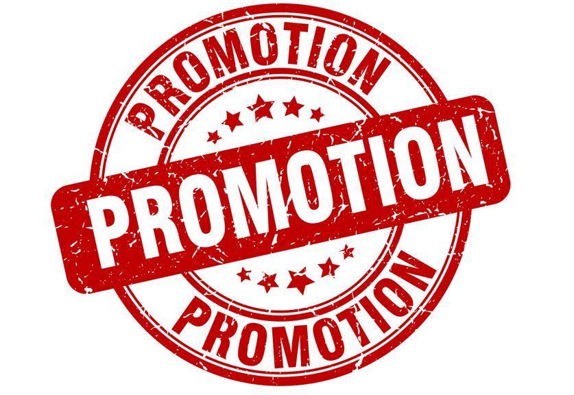 Promotion Logo - LogoDix