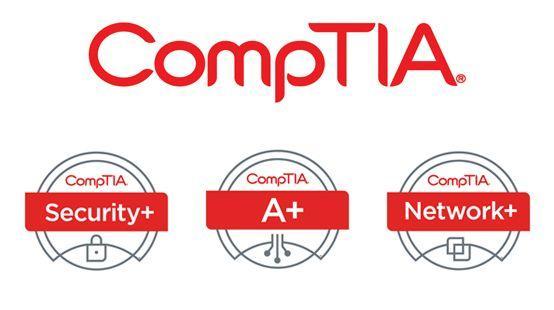 CompTIA Logo - The Workforce Center - Saint Louis University