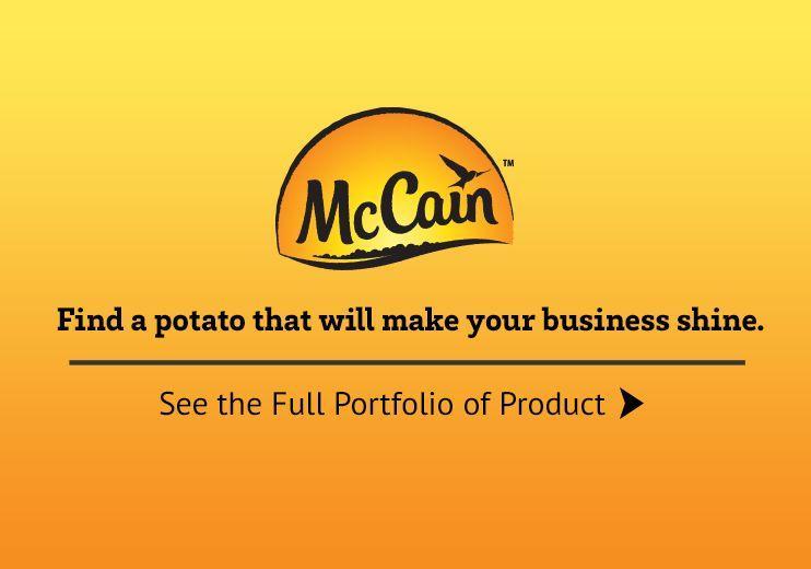 McCain Logo - LogoDix