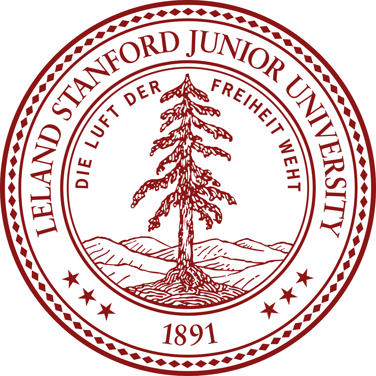 Standford University Logo - Stanford University
