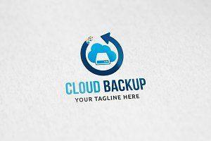 Backup Logo - LogoDix
