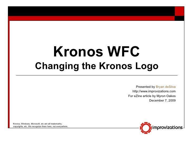 Kronos Logo - LogoDix