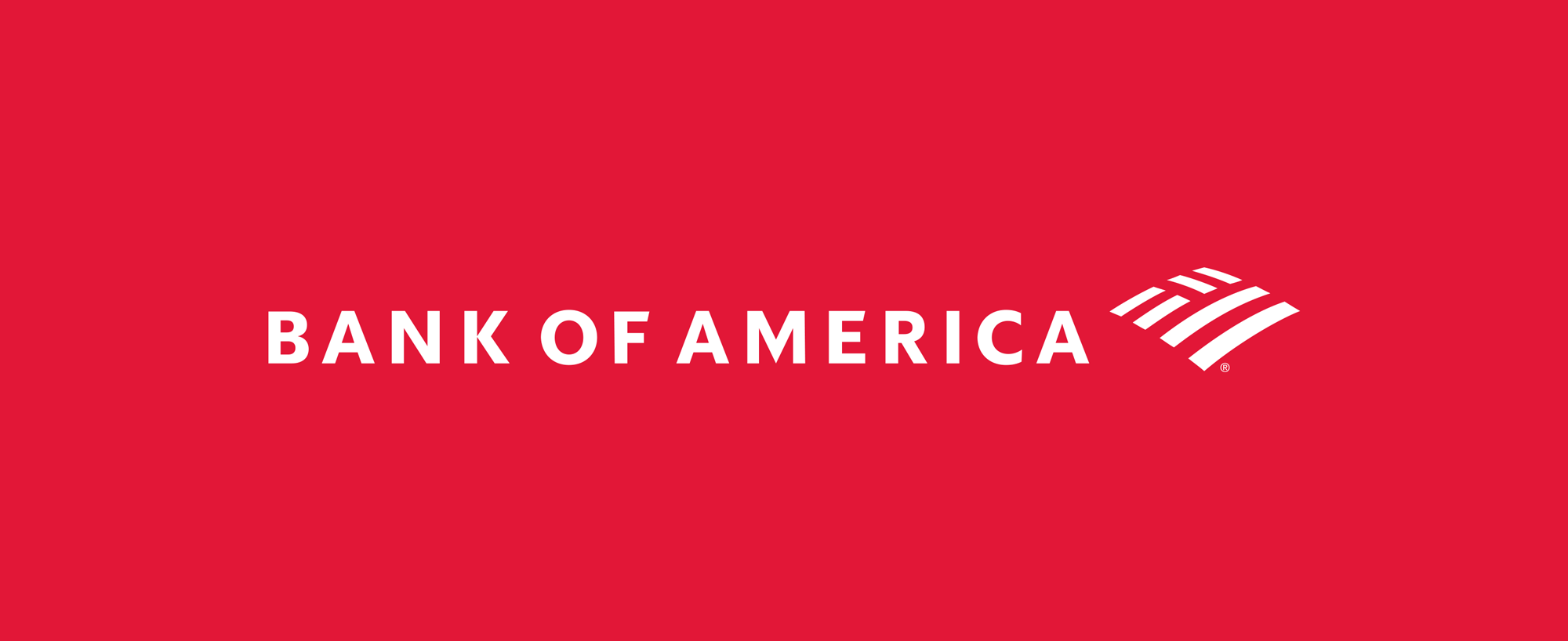 Bank of America Logo - Brand New: New Logo for Bank of America by Lippincott