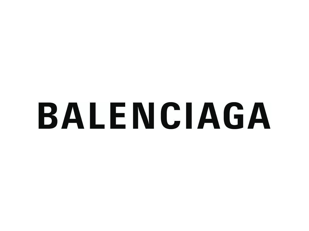 where can i buy info for discount shop Balenciaga Logo - LogoDix