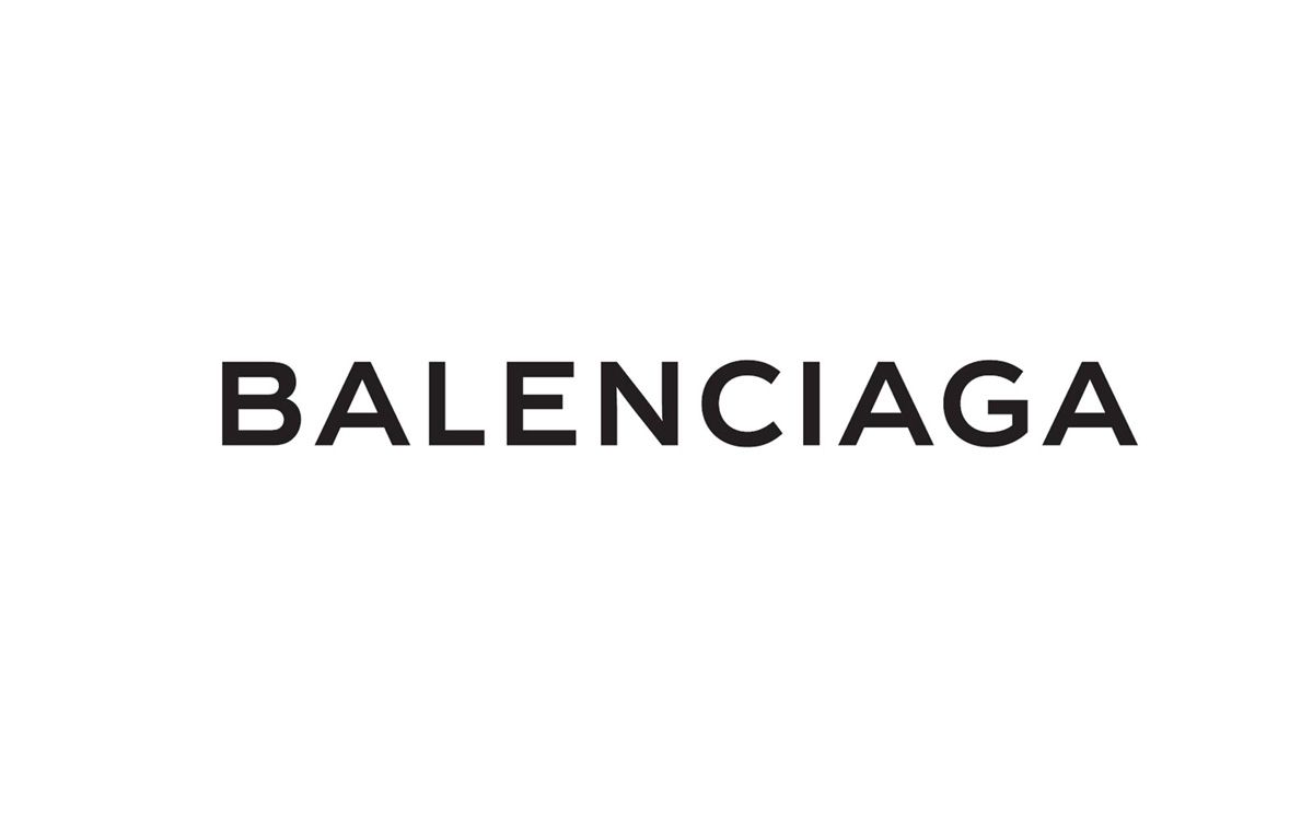 Balenciaga Logo - Balenciaga logo - High Fashion Living