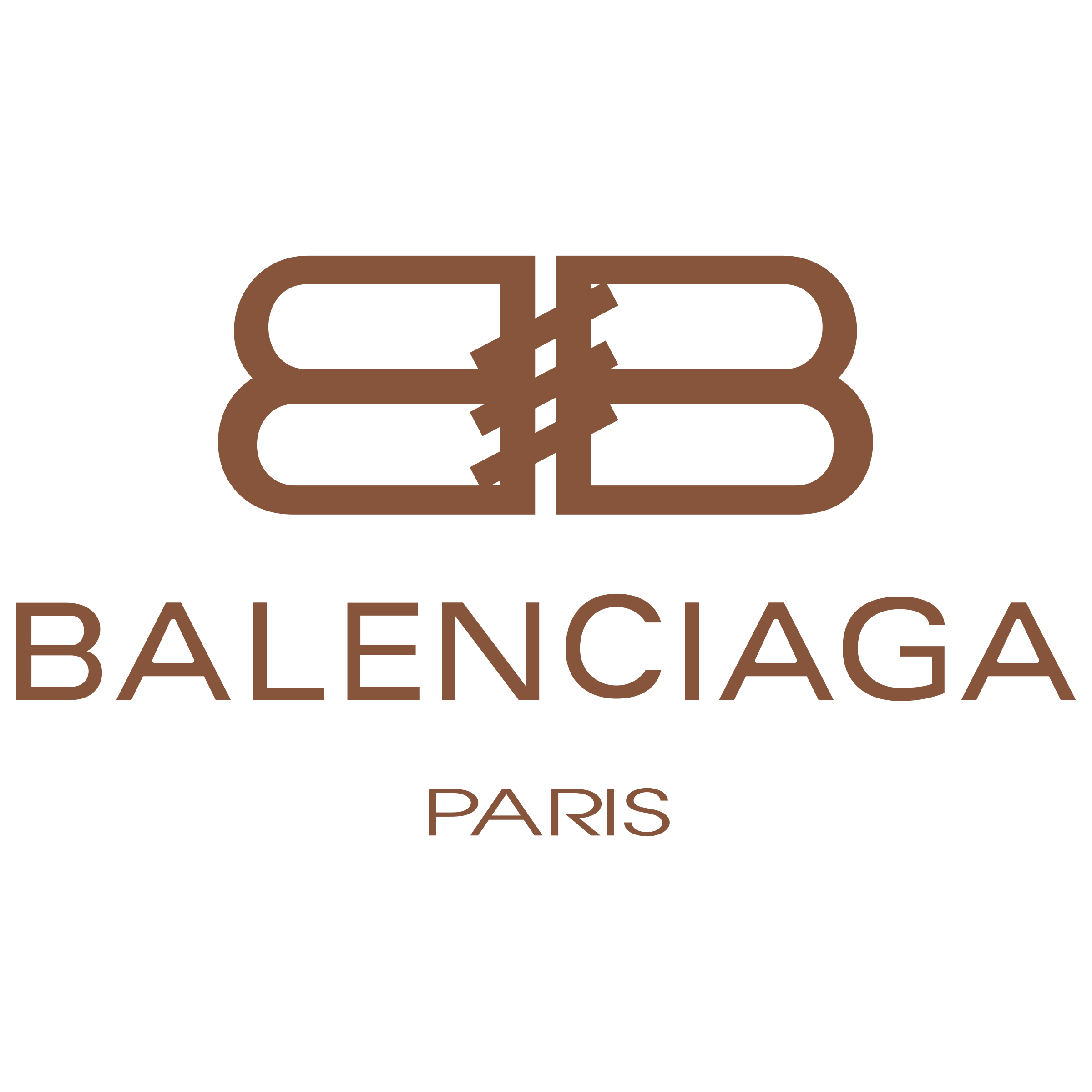 Balenciaga Logo - Balenciaga Logo PNG Transparent & SVG Vector - Freebie Supply