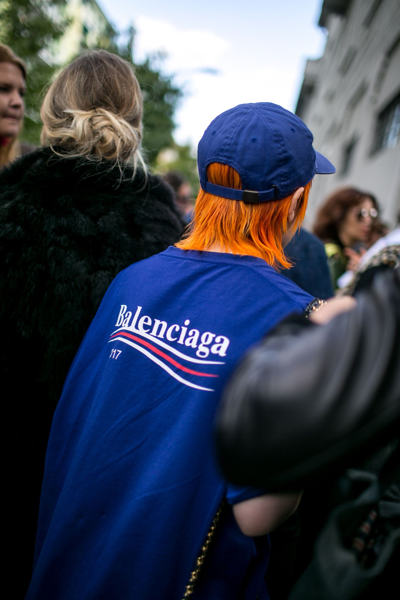 Balenciaga Logo - Balenciaga Changes Its Logo – WWD