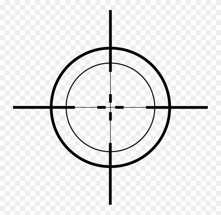 Crosshair Logo - LogoDix