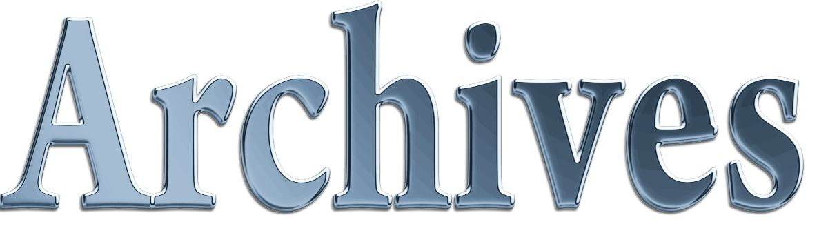 Image result for archives logo