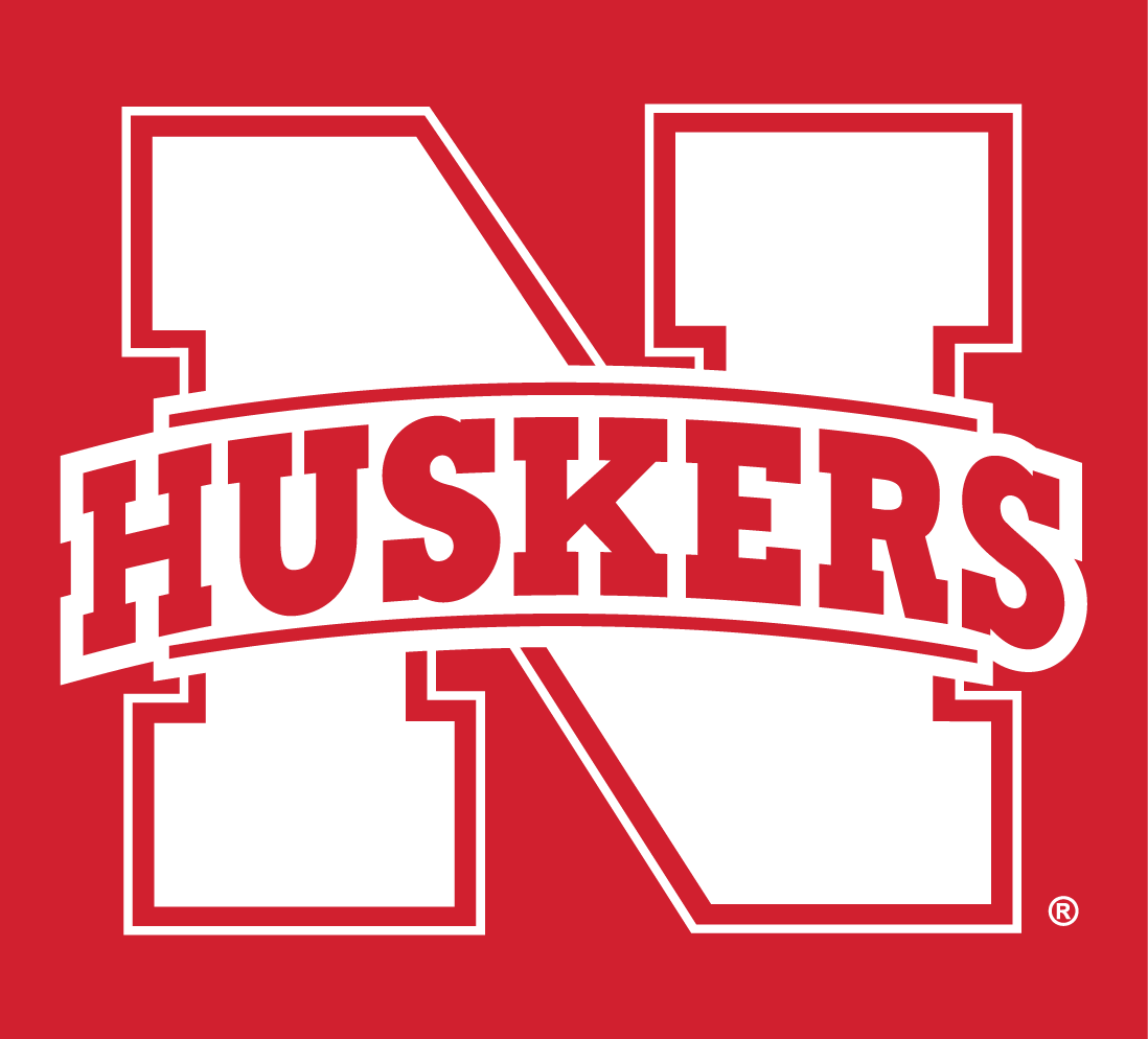 Flashscot NCAA Nebraska N Logo Shape USB Drive