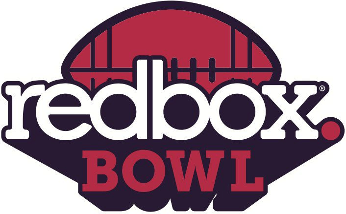 Redbox Logo - Redbox Bowl Primary Logo - NCAA Bowl Games (NCAA Bowls) - Chris ...
