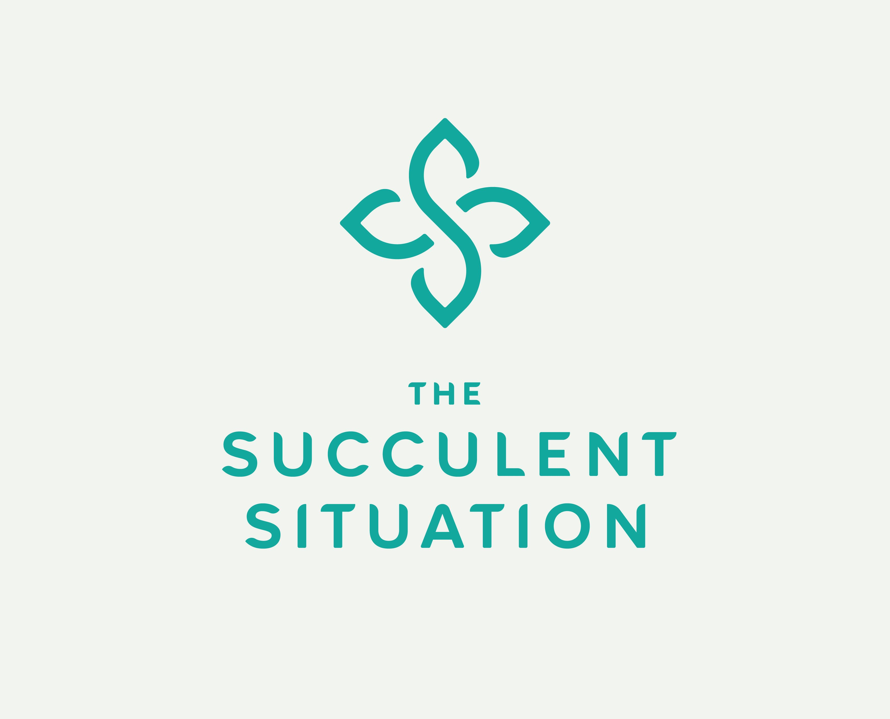 Succulent Logo - The Succulent Situation Logo by DKNG on Dribbble