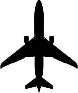 Airplanes Logo - Airplane Logo Vectors Free Download